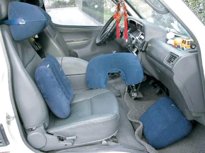 汽车靠垫,头枕