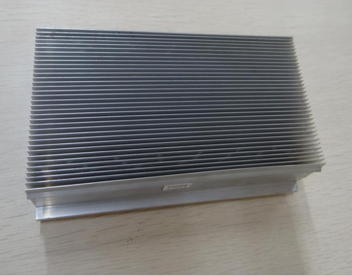 可定制加工电子散热器铝型材 厂家直销 可定制加工