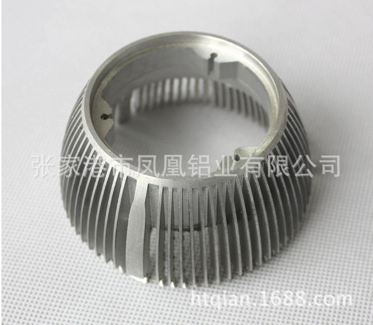 工礦燈散熱器型材 太陽花散熱器 高難度散熱器燈具散熱器