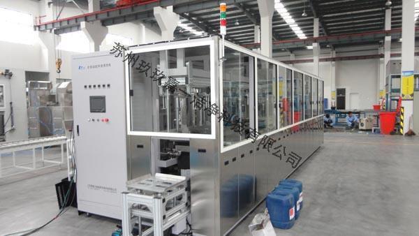 Dobby conveyor cleaning machine