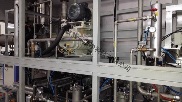全自动真空碳氢清洗机