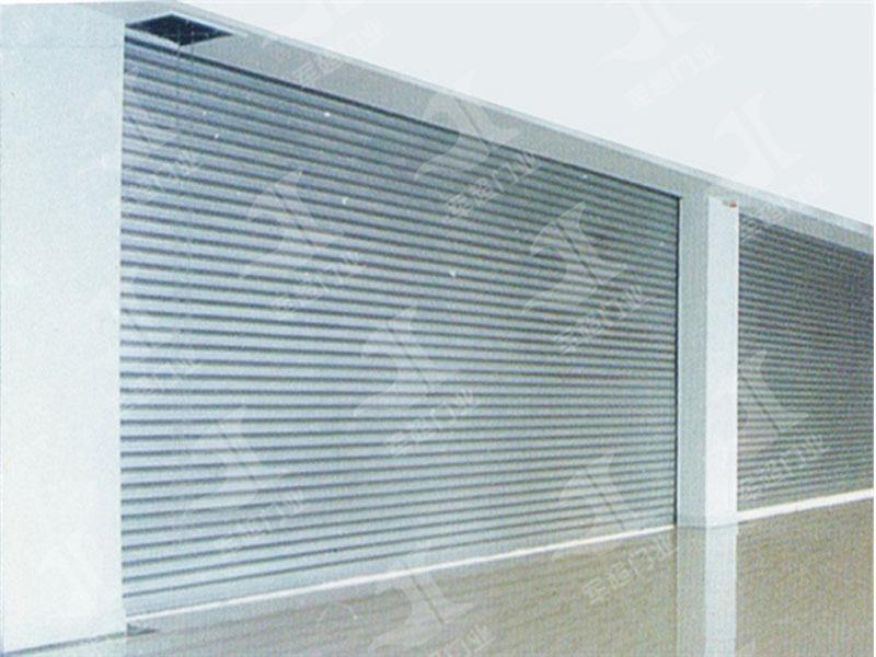 钢质复合防火防烟卷帘产品介绍及技术性能