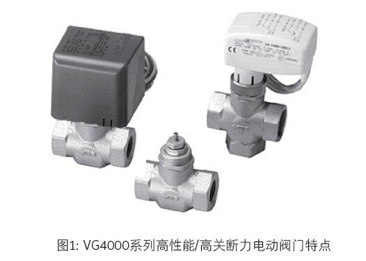 VG4000风机盘管电动二通阀