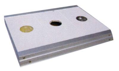 如(铝)纸窝板,手工加强型岩棉板,石膏板,也可根据客户需求制作特殊