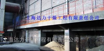 白炭黑行业专用超高温热风炉