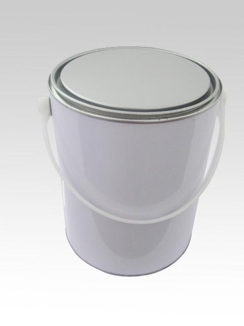 3.7L圆罐