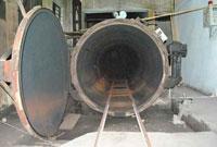 1800-9000mm硫化罐