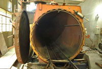 2500-9000mm硫化罐