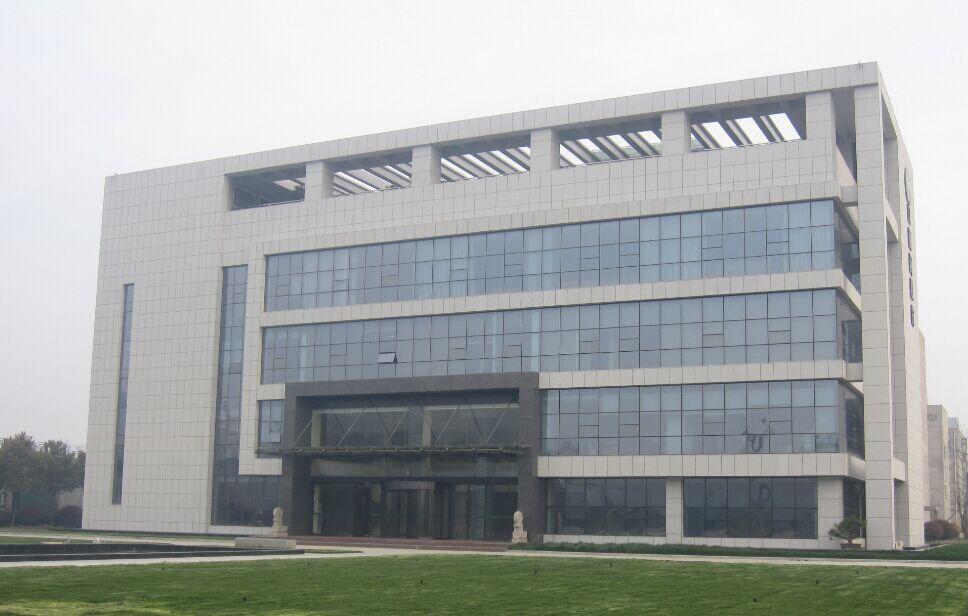 上市公司利民化工大楼装修
