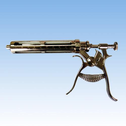 连续金属注射器(枪式)50ML