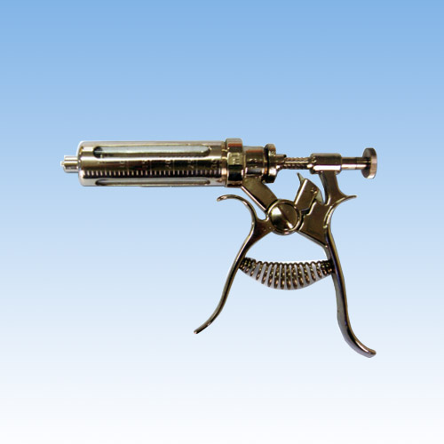 连续金属注射器(枪式)30ML