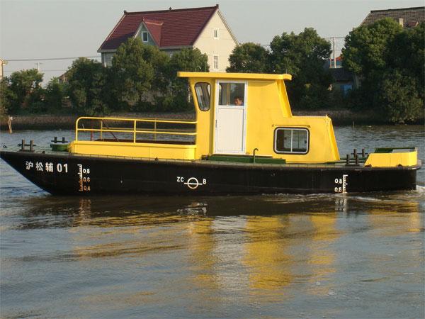10米工程輔助船