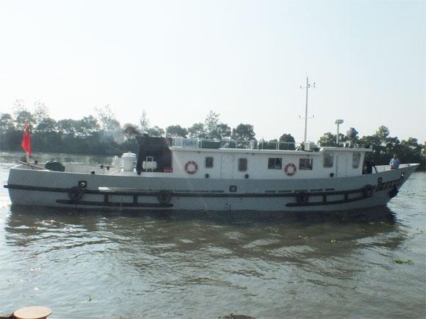 26米水文測量船