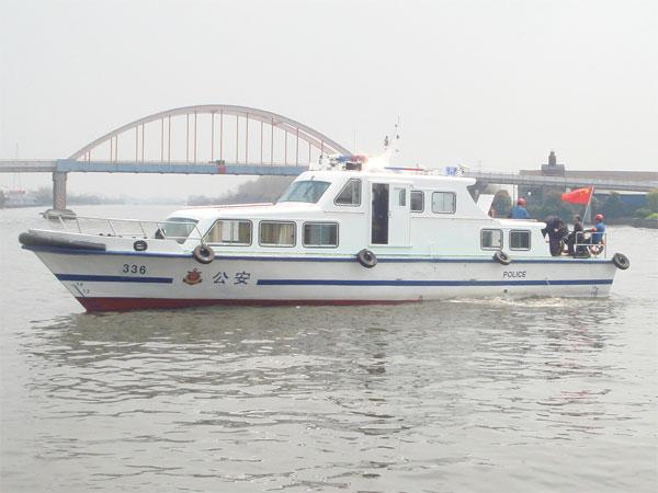 18米公安艇