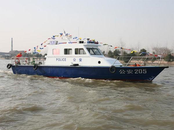 18米公安巡邏艇