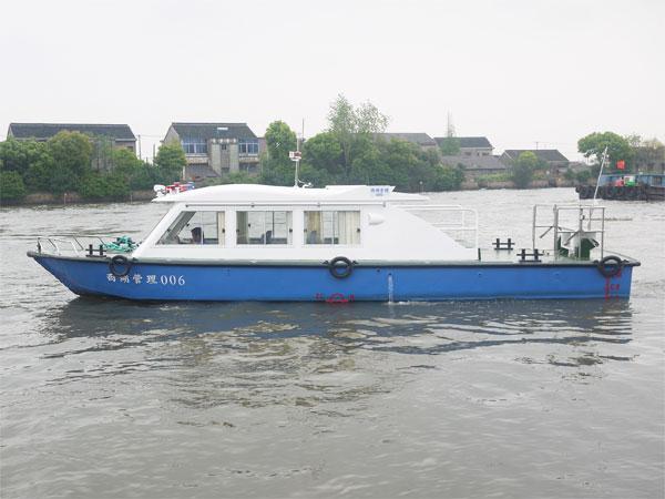 11米西湖G20管理艇