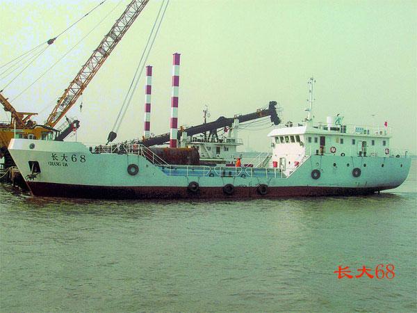 43.8米沿海供應船