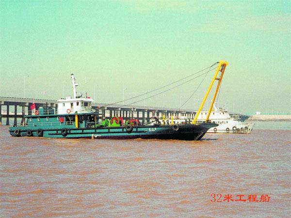 32米沿海工程船