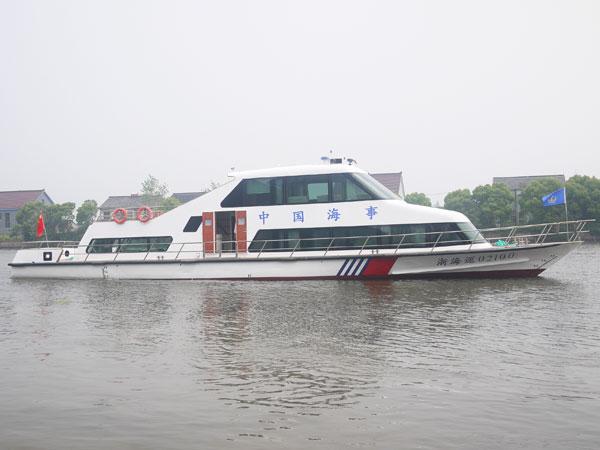 26米海事艇