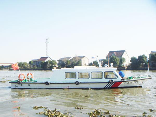 13.8米海巡艇Ⅰ型