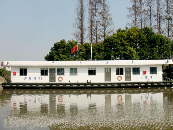 26米海事躉船一