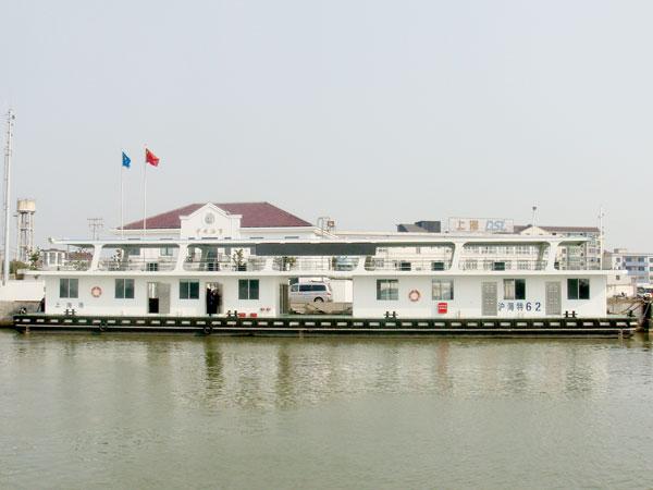 40米海事躉船