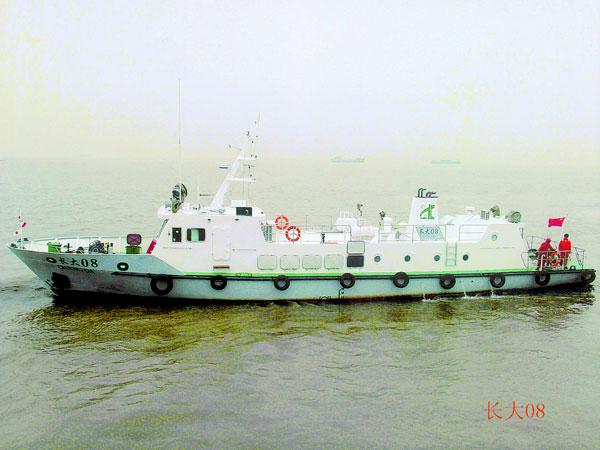 28米沿海交通艇