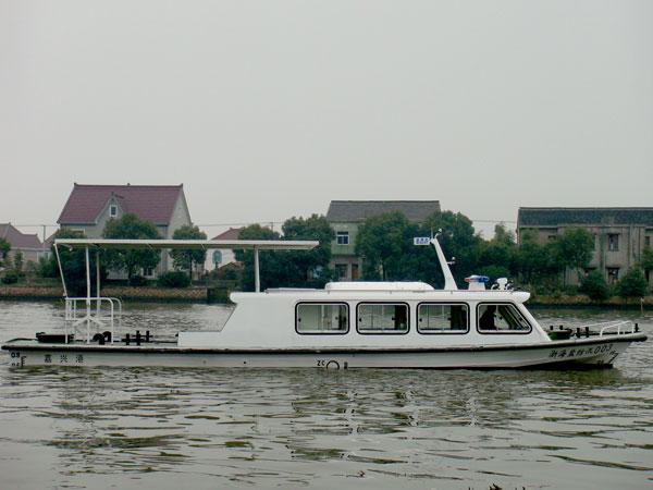 12米防汛艇