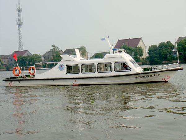 13.5米漁政艇