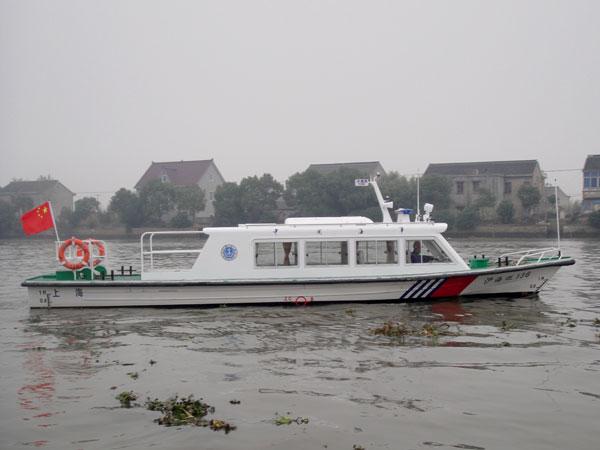 13.8米海巡艇Ⅲ型
