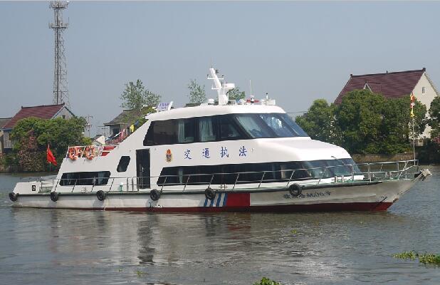 26米執法艇
