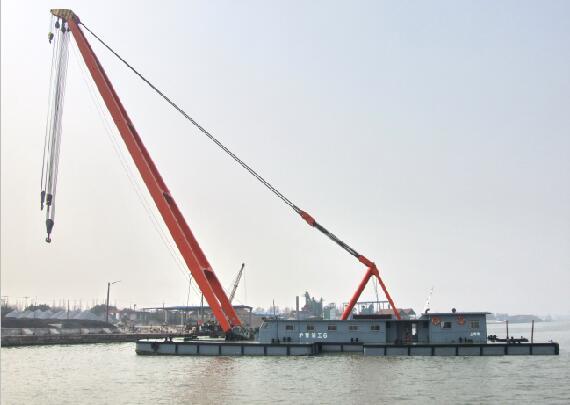 32米起重船