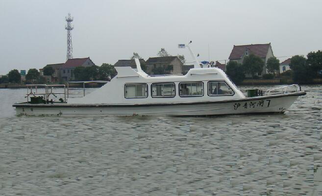 13.5米防汛艇
