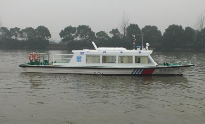 13.8米海事艇