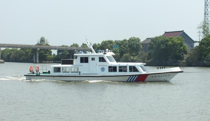 16.5米海巡艇