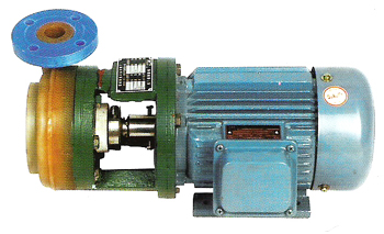 PF(FS)型強耐腐蝕離心泵