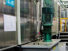 FY、CFY型耐腐蚀(超长轴)液下泵安装尺寸