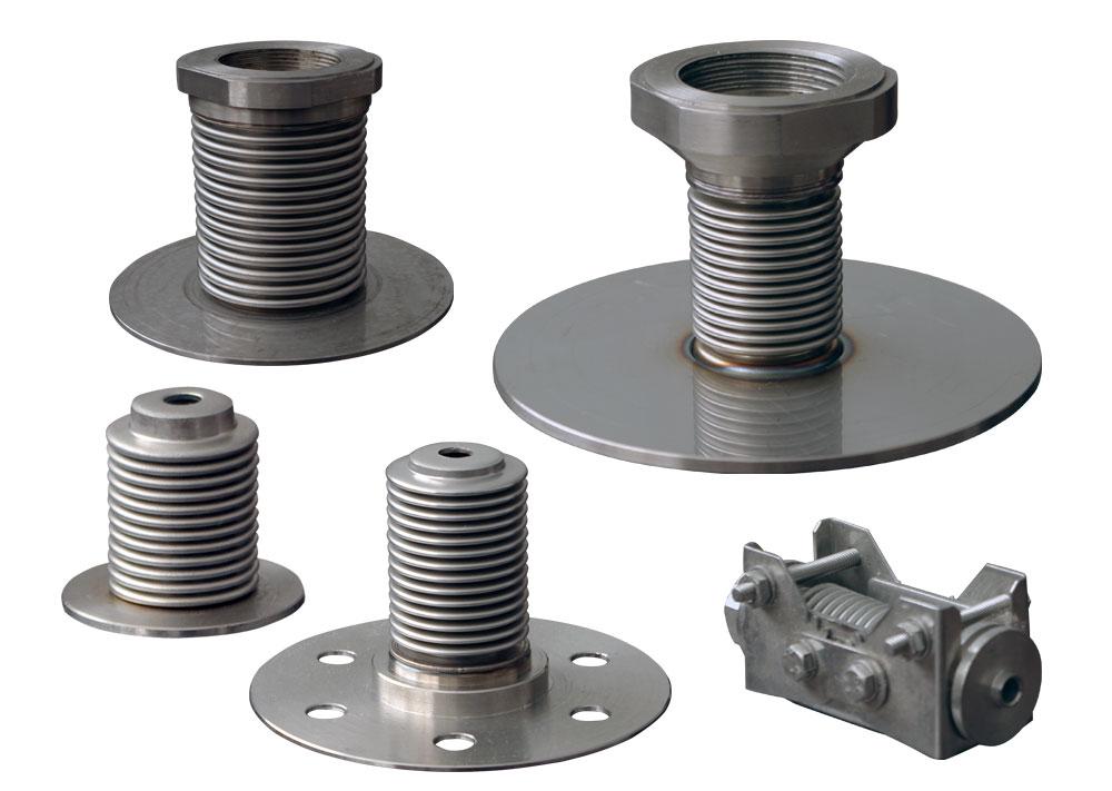 阀门及核动力装置用波纹管