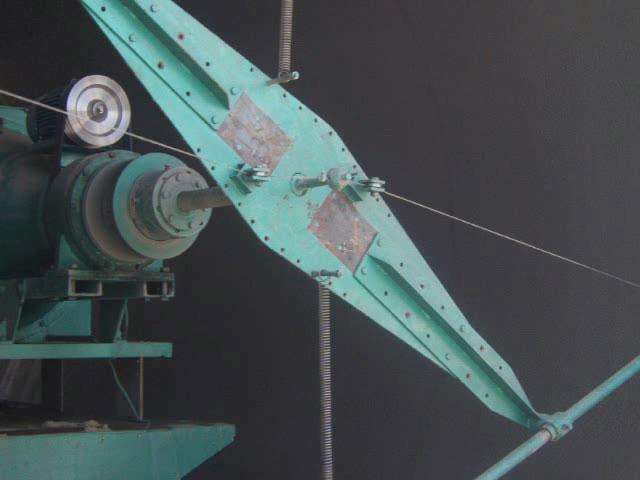 PJJ3600大型鋼管砂漿噴涂