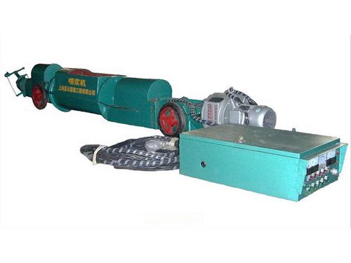 PJJ5060內噴涂式涂料機