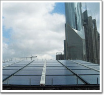 威利雅自来水厂太阳能工程(案例)