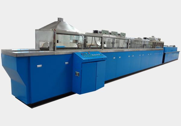 成品轴承和机械零部件清洗系统