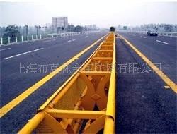 钢管预应力索式活动护栏