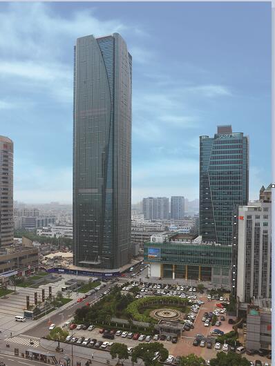 高新國際商務廣場1