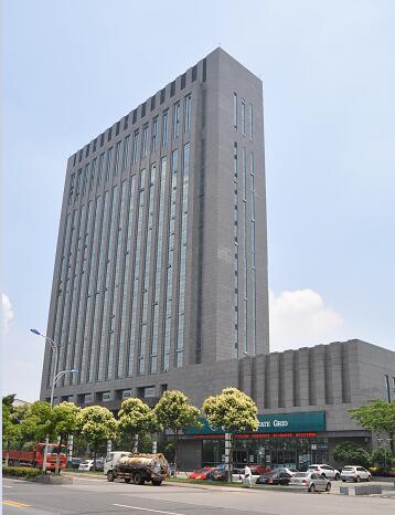 蘇州供電公司生產營業調度綜合用房(魯班獎)