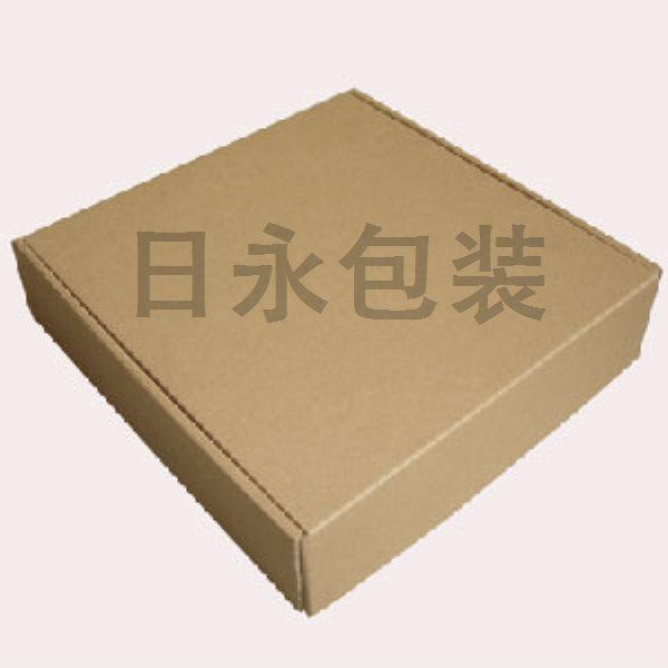 折叠式牛皮纸盒