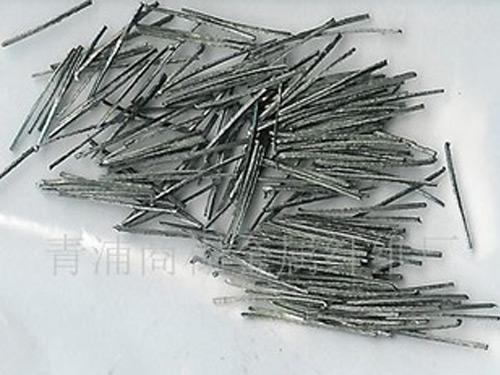 扭曲型钢纤维