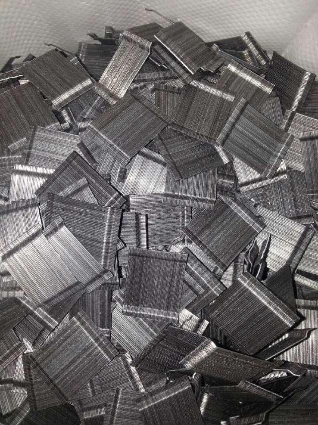 水溶性粘结成排钢纤维