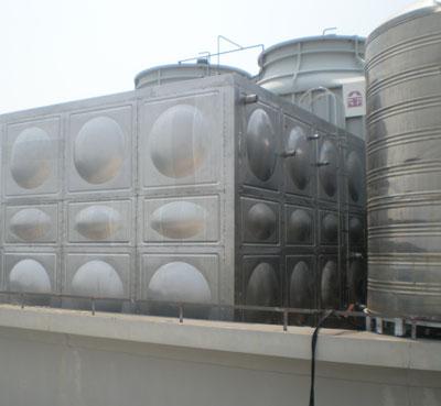 上海仙圆不锈钢水箱制品厂