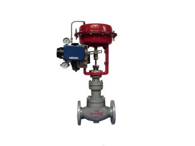 XTPW、XBMW气动波纹管密封单座、套筒调节阀